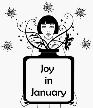 joy in january image